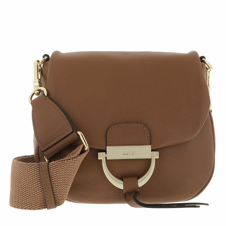 bags, Abro, Crossbody Bag TEMI small  Caramel/Cognac