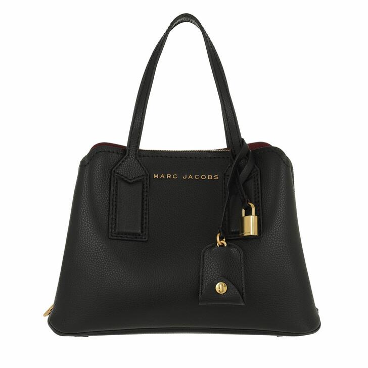 Handtasche, Marc Jacobs, The Editor Crossbody Bag Black