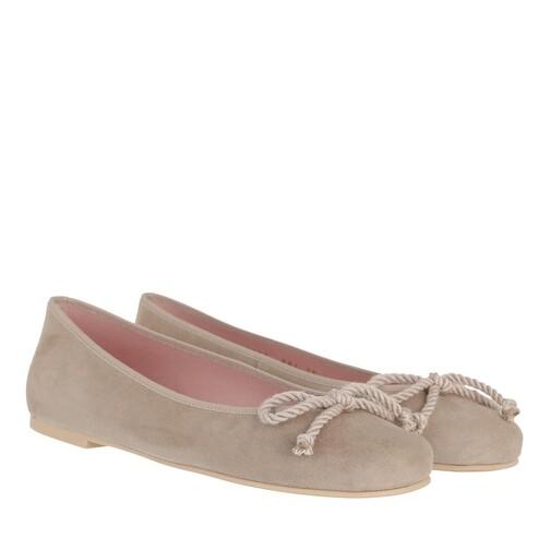 pretty ballerinas -  Loafers & Ballerinas - Rossario Ballerina Shoes - in beige - für Damen