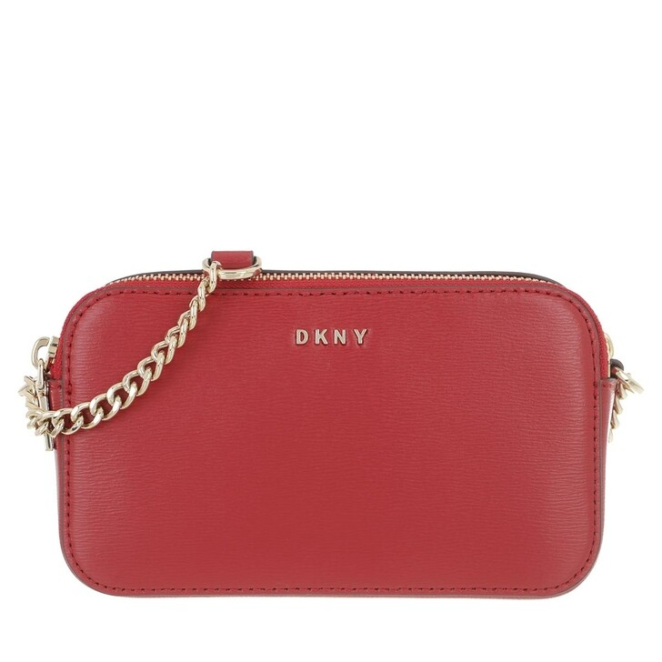 Handtasche, DKNY, Bryant Camera Bag Bright Red