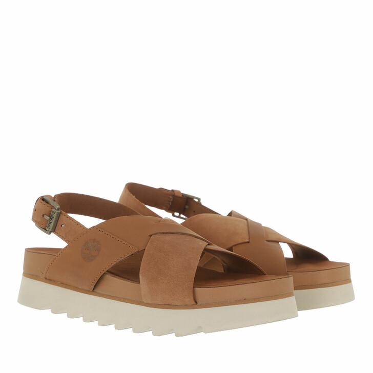 Schuh, Timberland, Santa Monica Sunrise Crossband Sandals Thrush