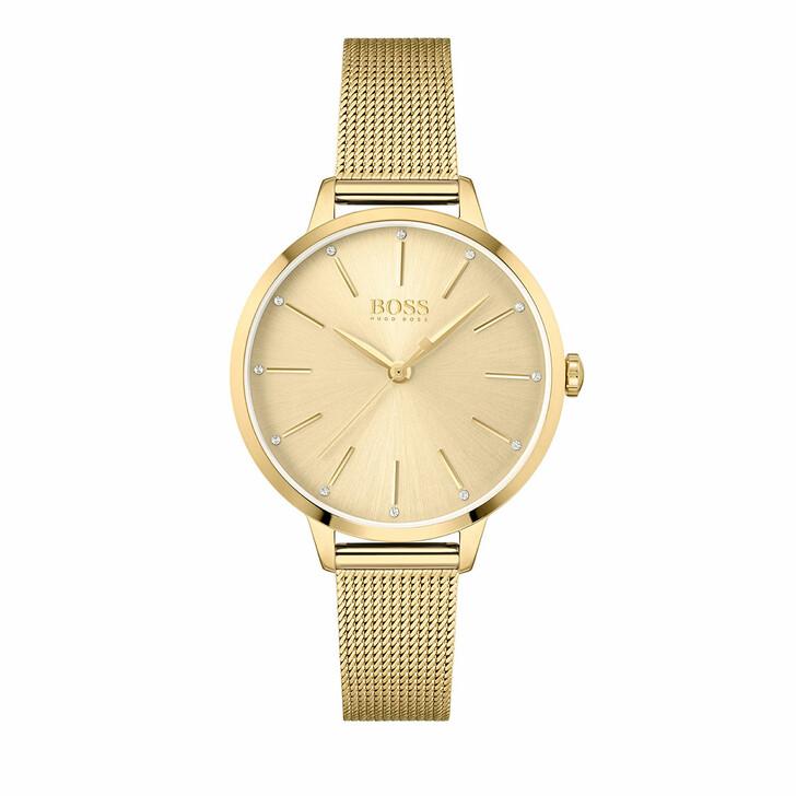 watches, Boss, Watch Symphony Gold