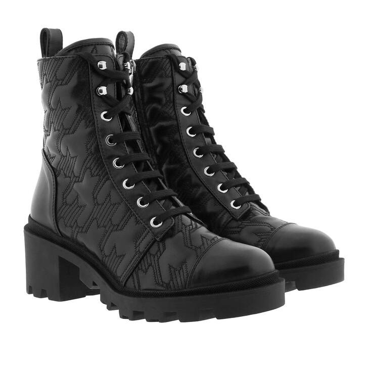 Schuh, Ballin, Boots Leather Black
