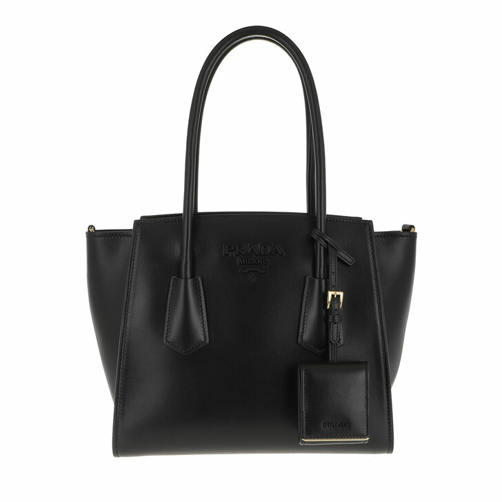 Handtasche, Prada, Medium Shopping Bag Black