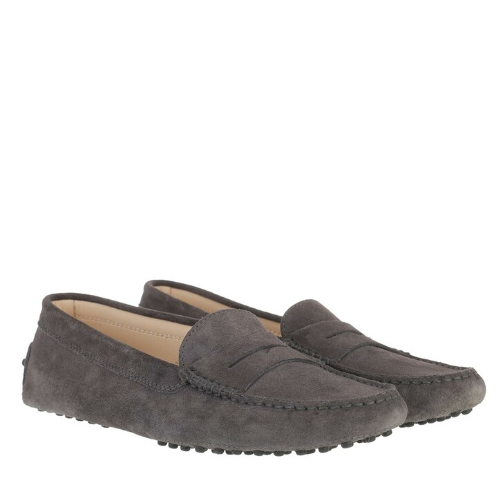 Schuh, Tod's, Gommini Mocassins Leather Tar