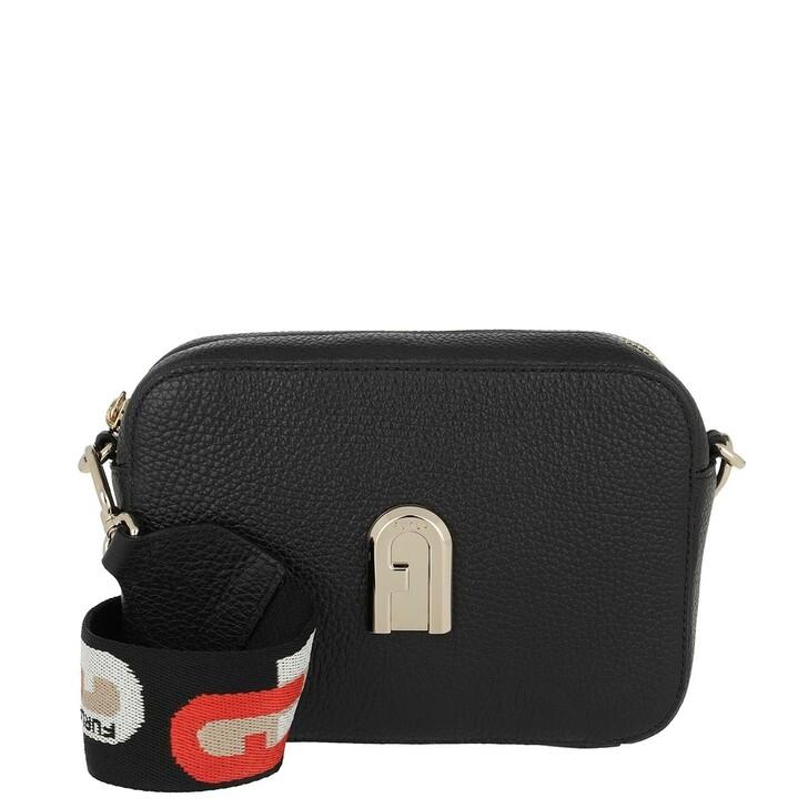 Handtasche, Furla, Sleek Mini Crossbody Nero