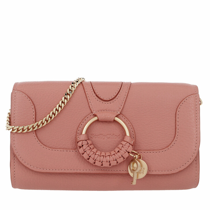 Handtasche, See By Chloé, Hana Wallet On Chain Dawn Rose