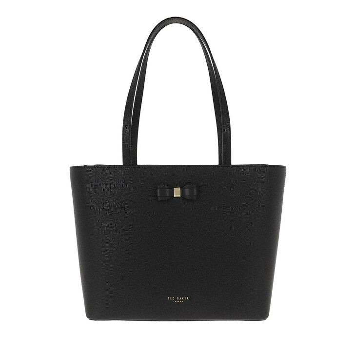 bags, Ted Baker, Aveeda Bow Shopper Black