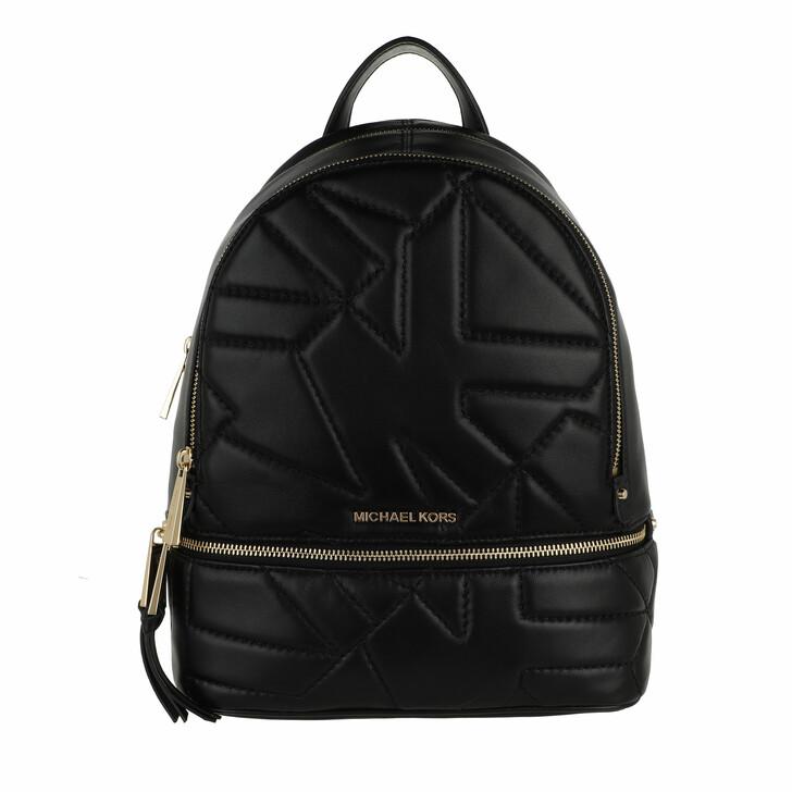 bags, MICHAEL Michael Kors, Medium Backpack Black