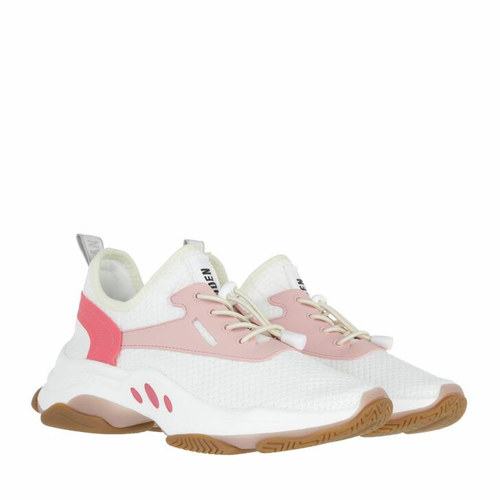 Schuh, Steve Madden, Match Sneaker Fabric Coral Multi