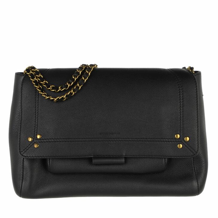 bags, Jerome Dreyfuss, Lulu M Noir Brass