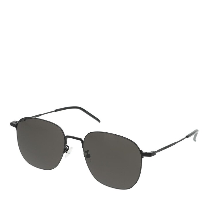 sunglasses, Saint Laurent, SL 388/K WIRE-002 57 Sunglass WOMAN META Black