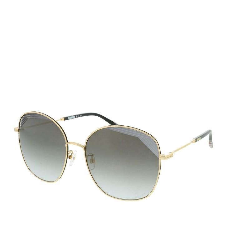 Sonnenbrille, Missoni, MIS 0014/S Black Gold