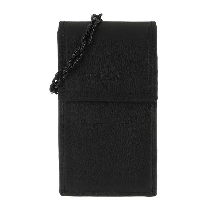 Smartphone/Tablet case (Case), Liebeskind Berlin, ValLou MobilePhone Black