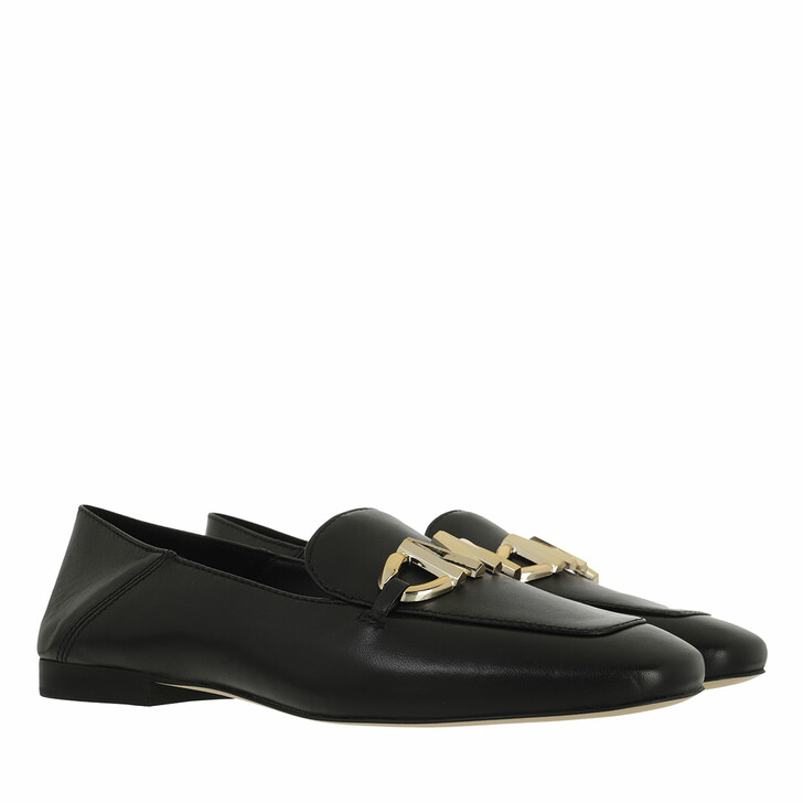 shoes, MICHAEL Michael Kors, Izzy Loafer Black
