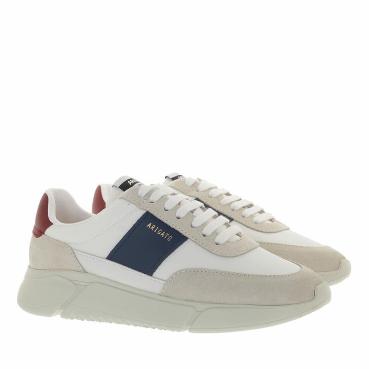 shoes, Axel Arigato, Genesis Vintage Runner   Cremino/Blue/Bordeaux