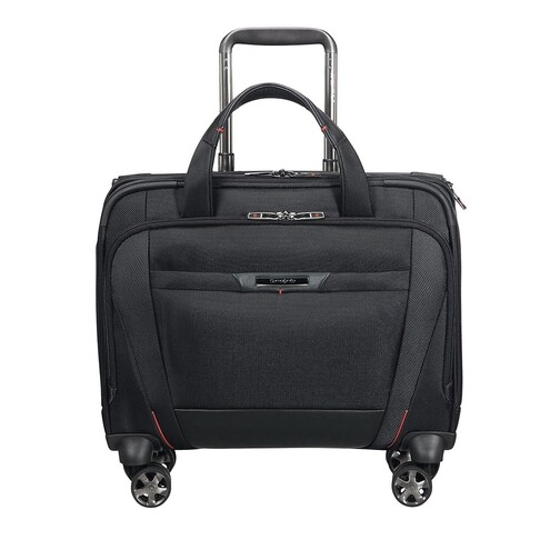 "samsonite -  Laptoptaschen - ""Pro DLX 15,6"""" Laptop Rolling Tote Bag"" - in schwarz - für Damen"