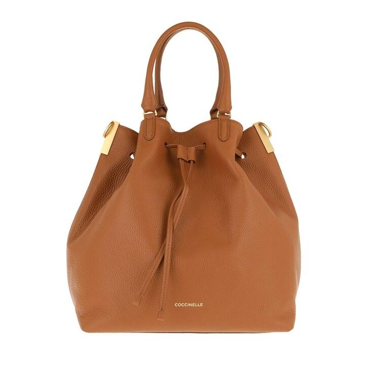 bags, Coccinelle, Gabrielle Caramel