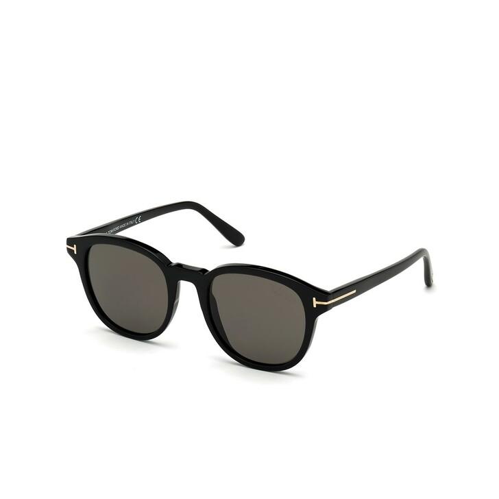 Sonnenbrille, Tom Ford, Men Sunglasses FT0752 Black/Grey