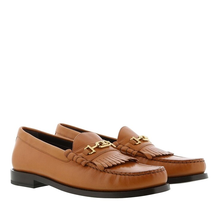 Schuh, Celine, Luco Triomphe Loafer Leather Tan