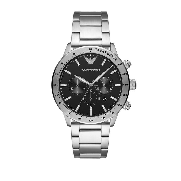 Uhr, Emporio Armani, AR11241 Men Sport Silver