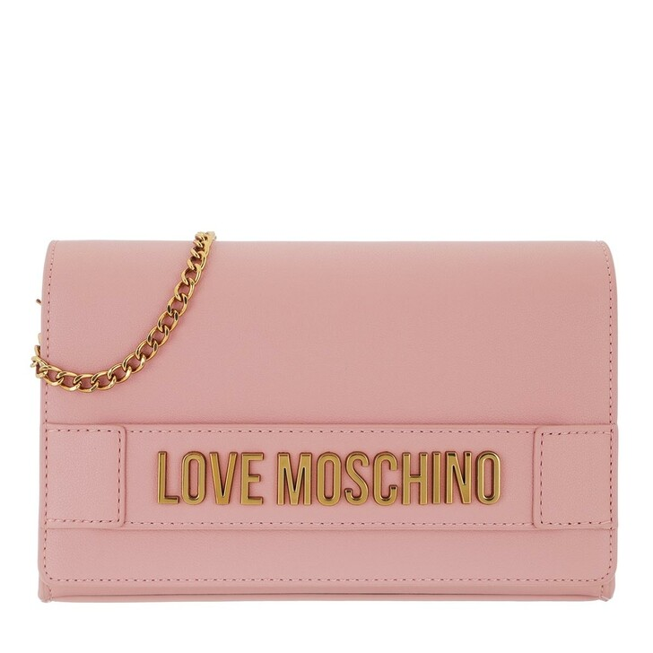 Handtasche, Love Moschino, Crossbody Bag  Rosa Scuro