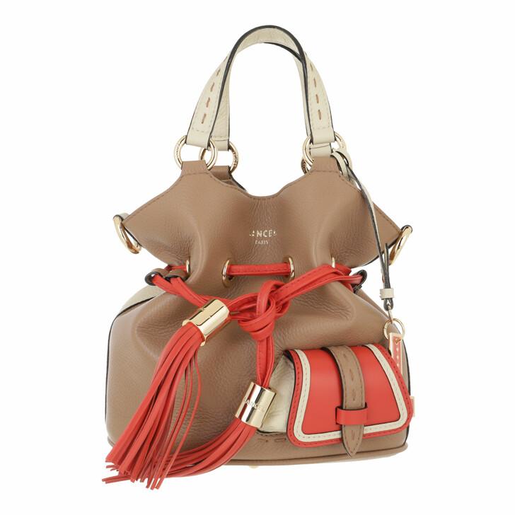 bags, Lancel, Bucket Bag S Mco Granit
