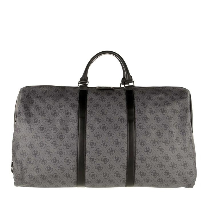bags, Guess, Vezzola Weekender Black