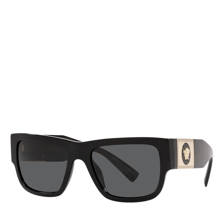 Sonnenbrille, Versace, 0VE4406 BLACK
