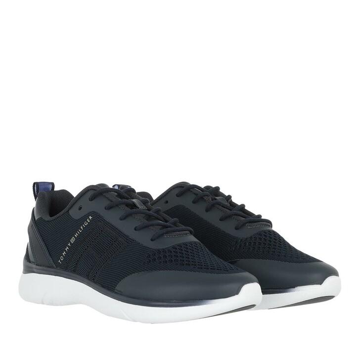 Schuh, Tommy Hilfiger, Knitted Light Sneaker Desert Sky