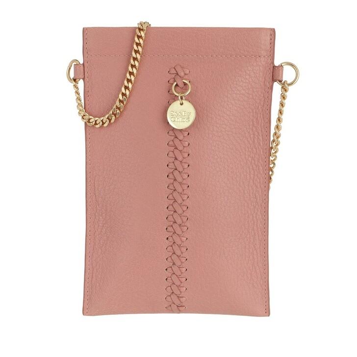 Handtasche, See By Chloé, Tilda Phone Strap Bag Dawn Rose