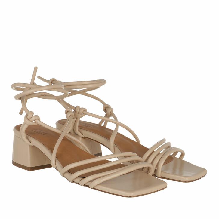 Schuh, Toral, Sandals Nappa Capuccino