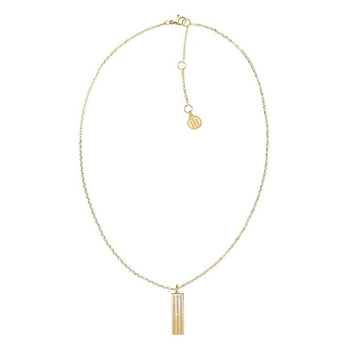 Kette, Tommy Hilfiger, Dressed Up Necklace Gold