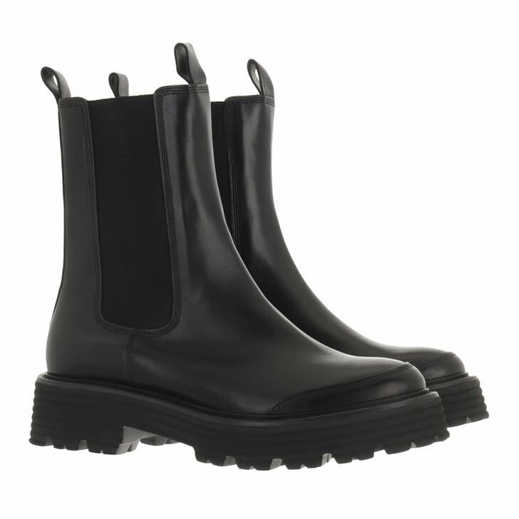 shoes, Kennel & Schmenger, Power Booties Schwarz