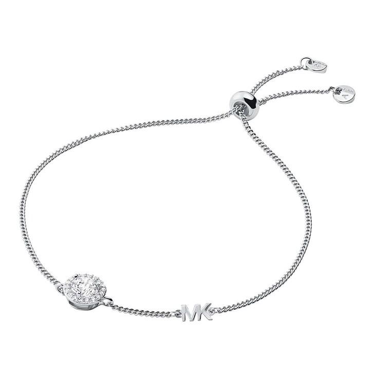 Armreif, Michael Kors, MKC1206AN040 Ladies Bracelet Silver