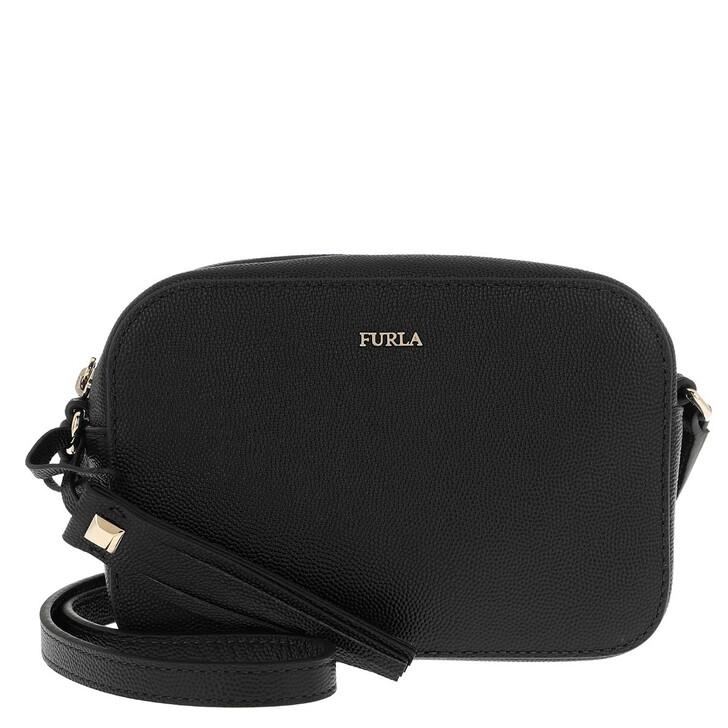 bags, Furla, Mimi M Crossbody Nero