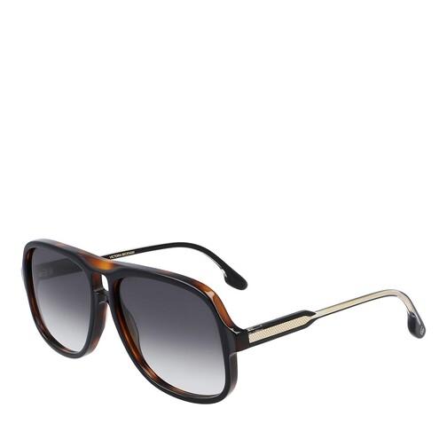 victoria beckham -  Sonnenbrille - VB620S - in schwarz - für Damen