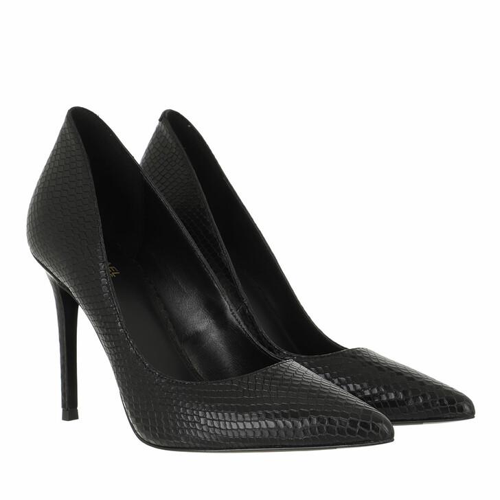 shoes, MICHAEL Michael Kors, Keke Pump Black