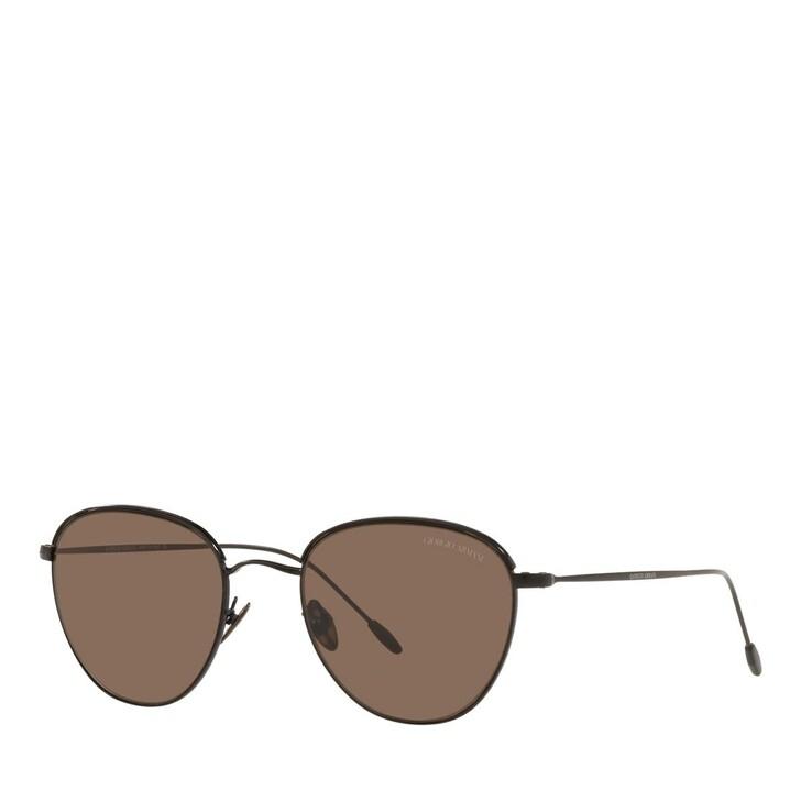 sunglasses, Giorgio Armani, 0AR6048 Matte Black