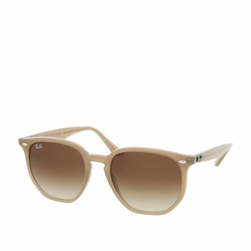 ray-ban -  Sonnenbrille - RB 0RB4306 61661354 - in beige - für Damen