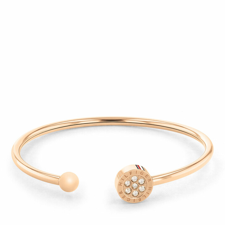 bracelets, Tommy Hilfiger, Bracelet Rose Gold