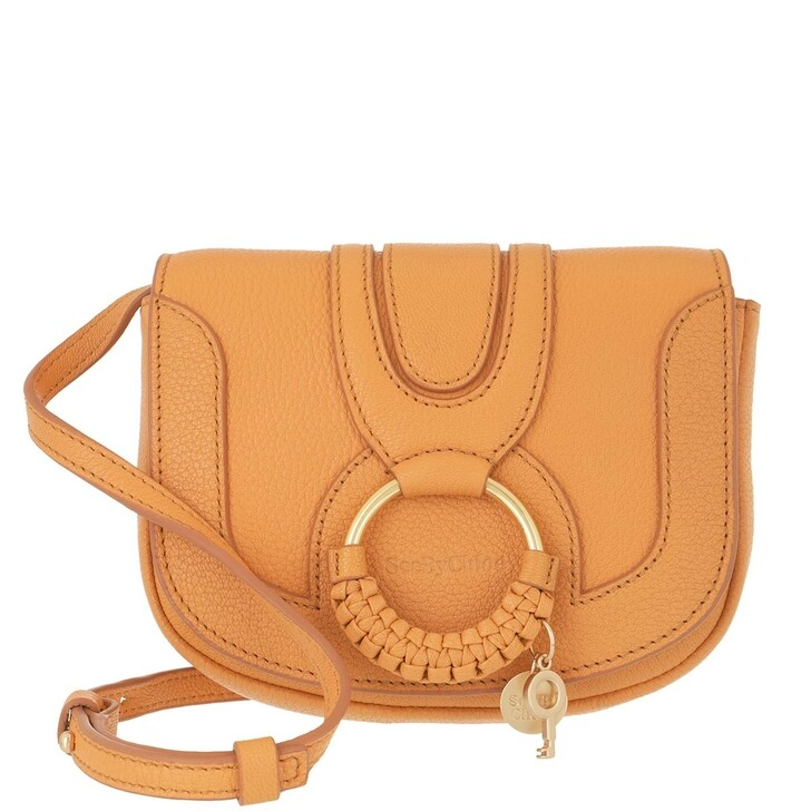 Handtasche, See By Chloé, Mini Hana Shoulder Bag Leather Blushy Pink