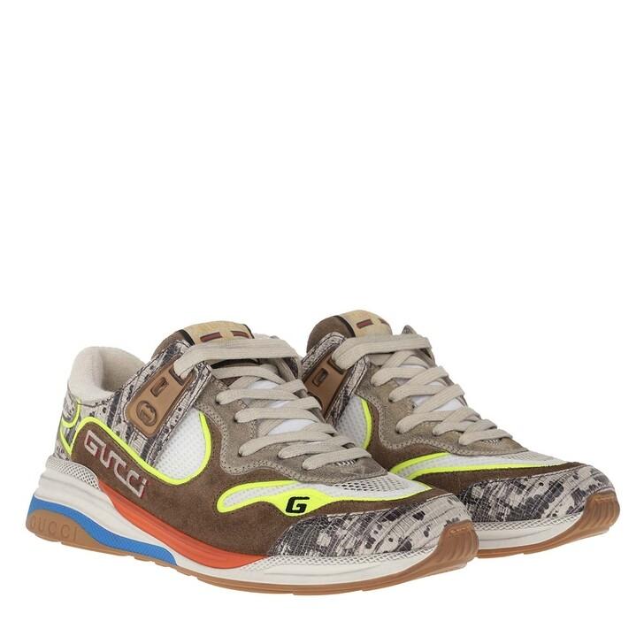 Schuh, Gucci, Ultrapace Sneaker Stone Grey