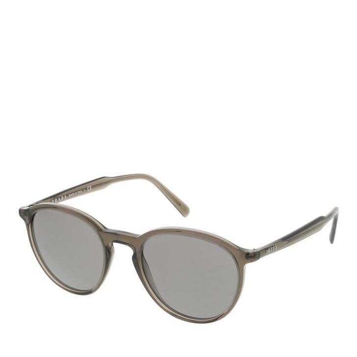 sunglasses, Prada, 0PR 05XS 09F03D Man Sunglasses Conceptual Brown