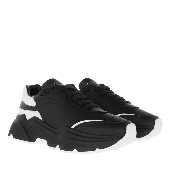 Schuh, Dolce&Gabbana, Daymaster Sneakers Black White