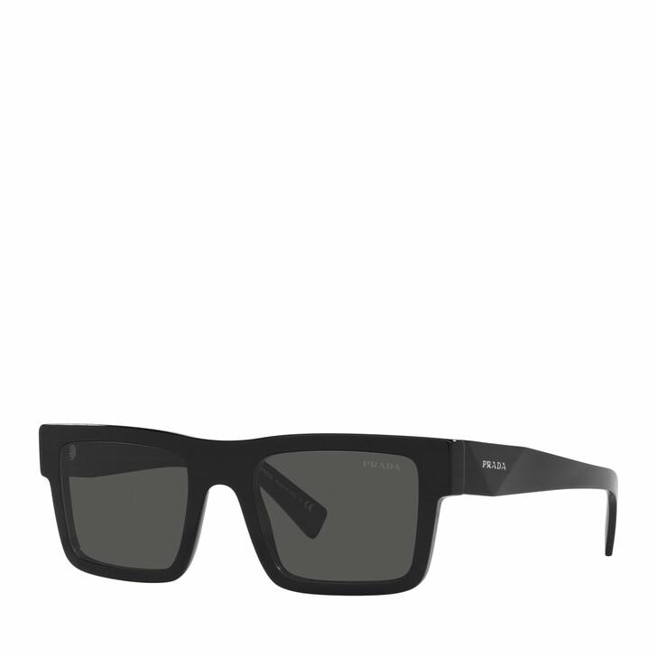 sunglasses, Prada, 0PR 19WS BLACK