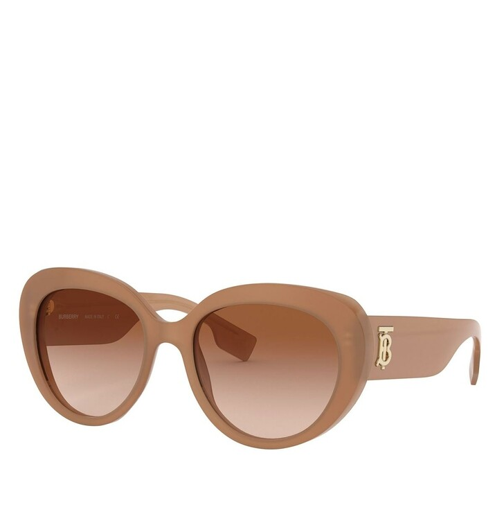 sunglasses, Burberry, 0BE4298 Brown