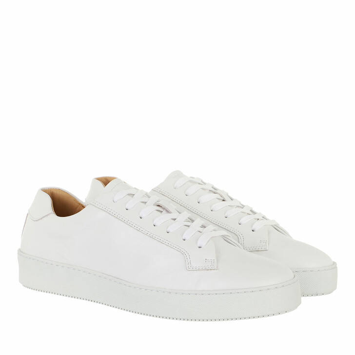 shoes, Tiger of Sweden, Salasi L Sneakers White