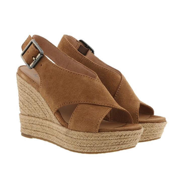 Schuh, UGG, W Harlow Sandals Chestnut