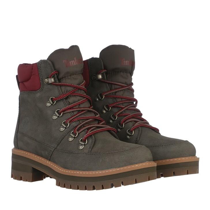 Schuh, Timberland, Courmayeur Valley Hiker Boots Canteen